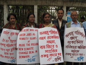 CHAIN REACTION  Climate change is putting jobs at risk in Bangladesh