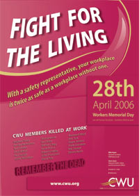 CWU WMD poster image 2006
