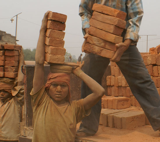 Child labour image