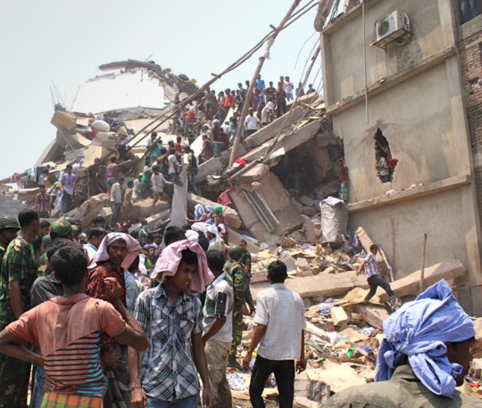 Some hope six months after Bangladesh factory collapse