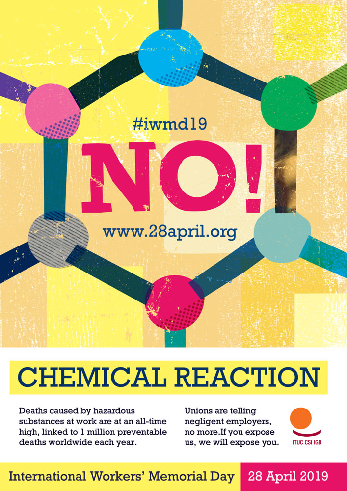 More Evidence Chemicals Linked To >> All Out Global Union Confederation Ituc Wants To Show Killer