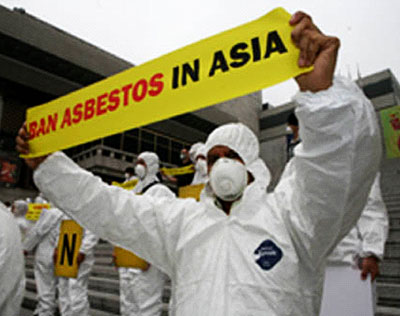 Asbestos Asia COnference 2009